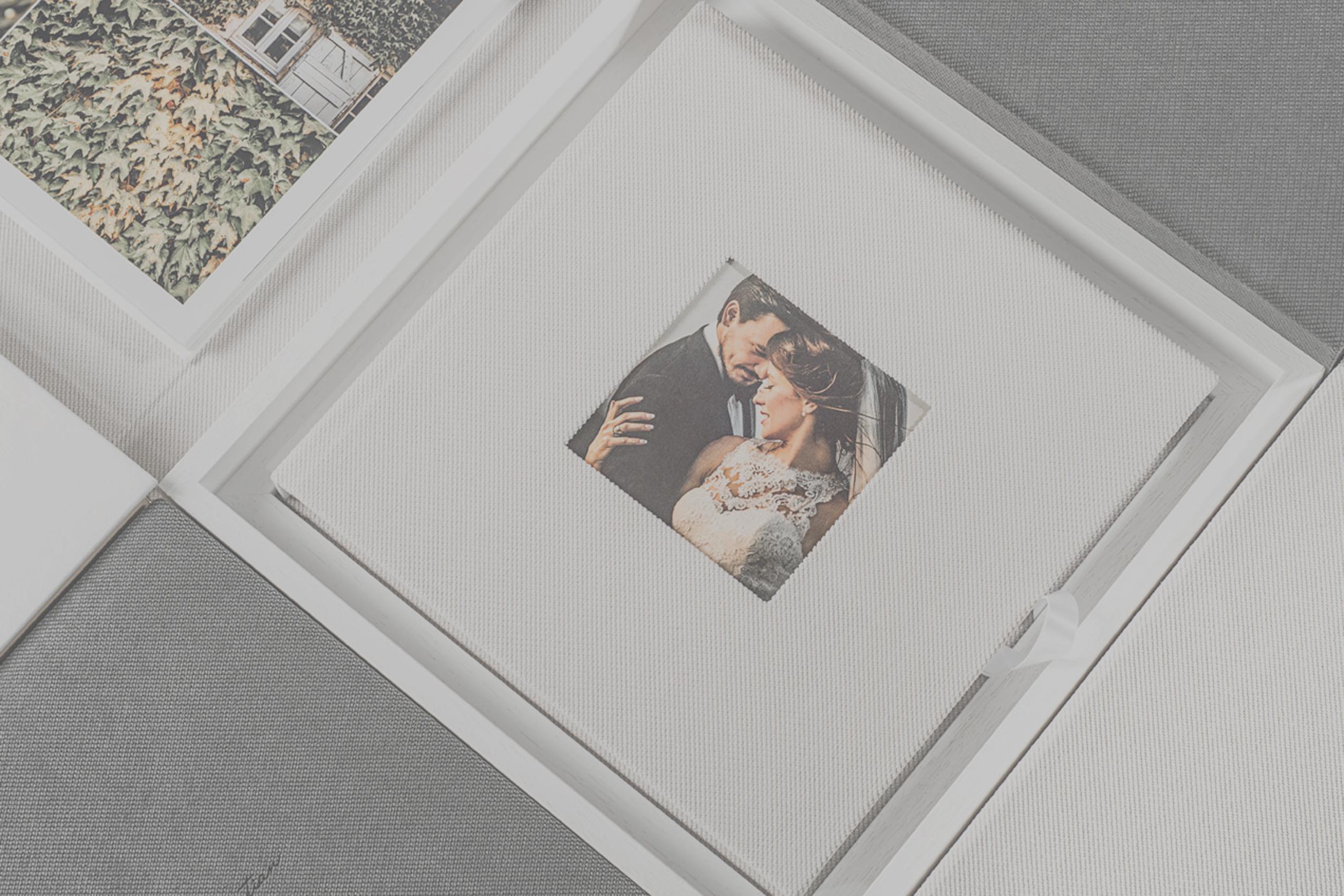 Fotoböcker bevarar minnen